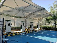 园区电动汽车充电桩